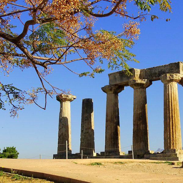 La merveilleuse histoire de Grèce