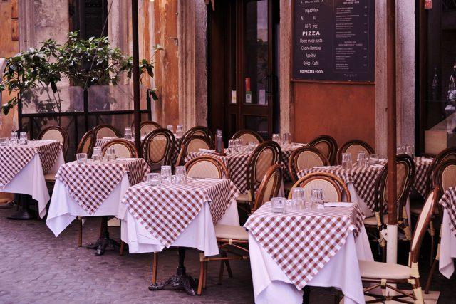 Pourquoi les restaurants en Europe sont-ils si bons?